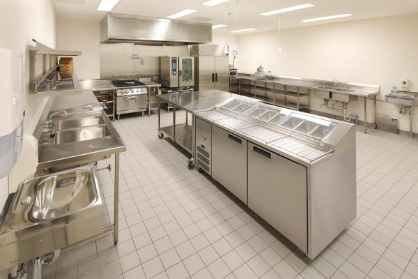 Commercial Kitchen – Richard Crookes Constructions