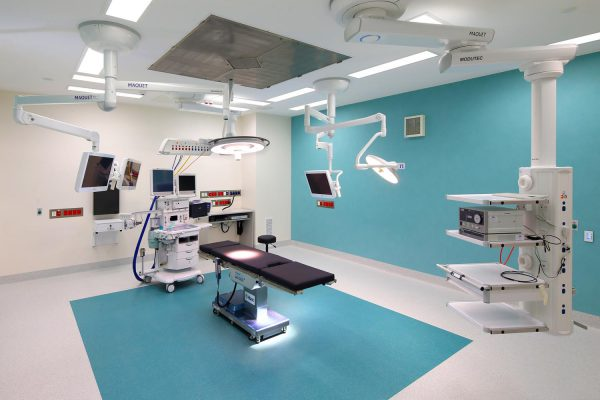 Operating Theatre – Richard Crookes Constructions