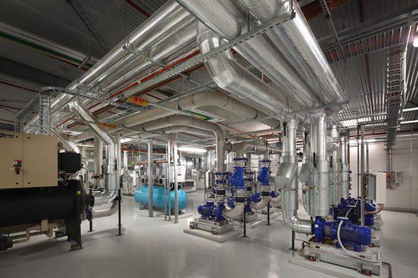Plant Room – Richard Crookes Constructions