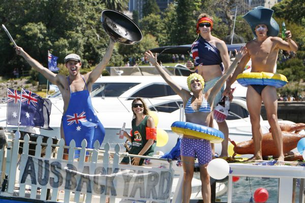 Farm Cove Party – Australia Day Council