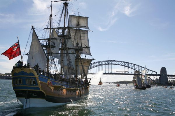 Tall Ships Race – Australia Day Council
