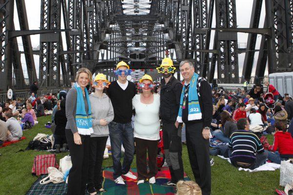 Breakfast on the Bridge – Destination NSW
