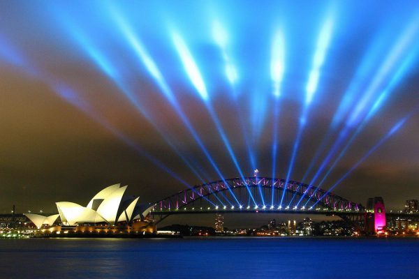 Bridge Effect Sydney NYE – City of Sydney