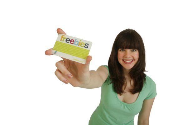 Freebies Card Promo – Centro