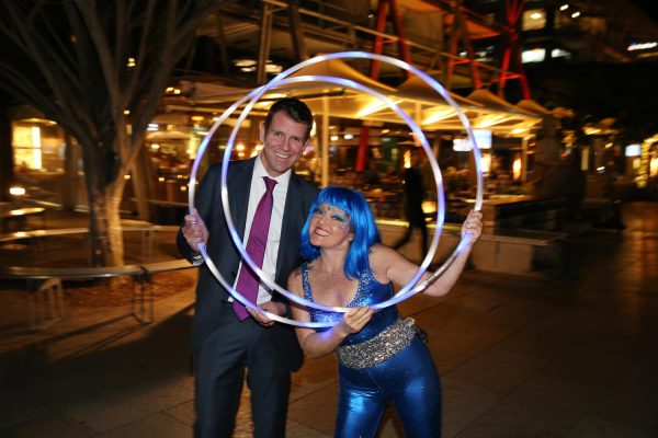 Vivid Sydney – Dept of Premier and Cabinet