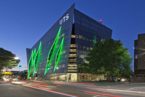 UTS Building – City of Sydney