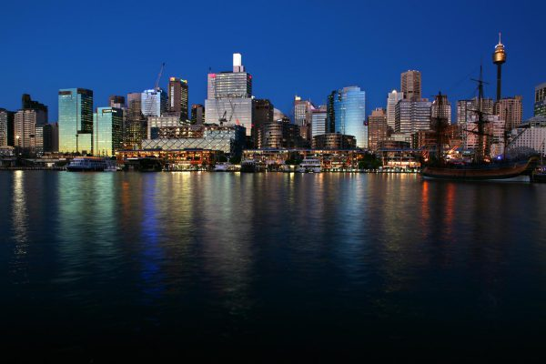 Sydney Profile – Maritime Trade Towers