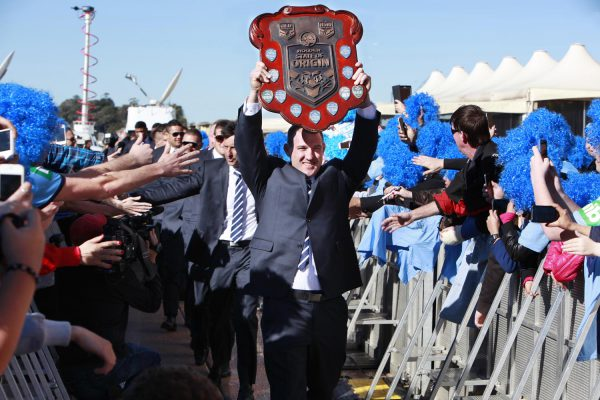 Blues Origin Win – Dept of Premier and Cabinet