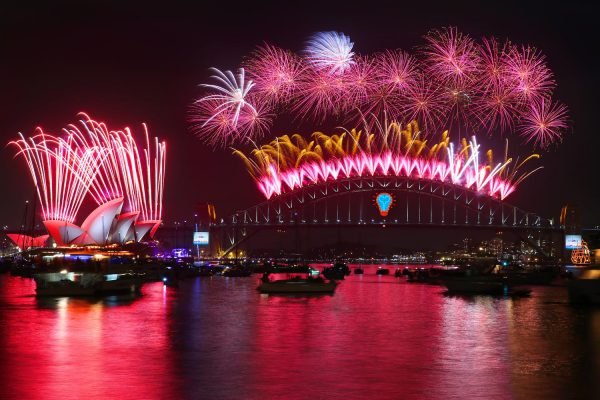 New Years Eve Fireworks – City of Sydney