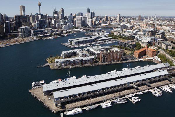 Jones Bay Wharf – NSW Waterways