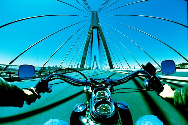 ANZAC Bridge Harley – Stock Shoot