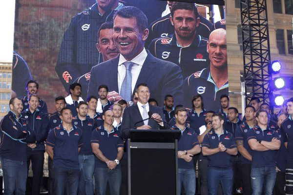 Waratahs Super Rugby Victory Celebration – Dept of Premier and Cabinet