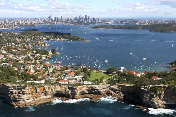 Sydney Harbour – NSW Waterways
