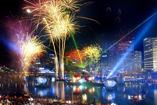 Australia Day Fireworks – Australia Day Council